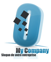 kit graphique Work Logo