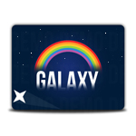 kit graphique Galaxy