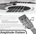 kit graphique Amplitude Guitare