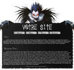 kit graphique death note
