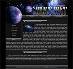kit graphique Milkyway Template