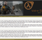 kit graphique Half Life - Counter