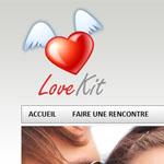 kit graphique Love kit