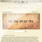 kit graphique Unlock Kit