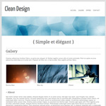 kit graphique Clean Design