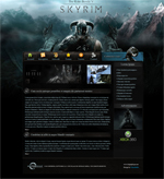 kit graphique Oracle-Skyrim