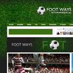 kit graphique Foot Ways