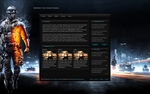 kit graphique Battlefield 3 Dark