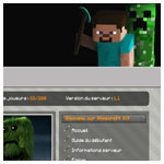 kit graphique Minecraft Kit