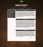 kit graphique Kit Minecraft 2.0