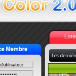 kit graphique myColor 2.0