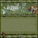 kit graphique The Saga of Ryzon