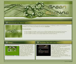 kit graphique Green Machine