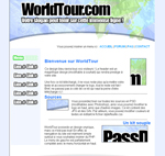 kit graphique World Tour