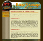 kit graphique Horde-sauvage